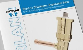 Electric Distributor Expansion Valve